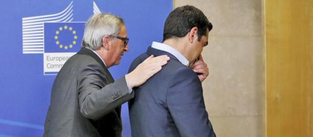 junker en tsipras